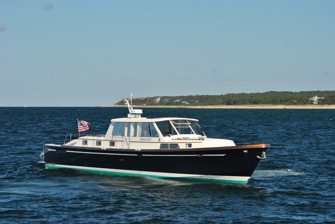 2000 GOETZ CUSTOM BOATS Express Motor Yacht 2234024