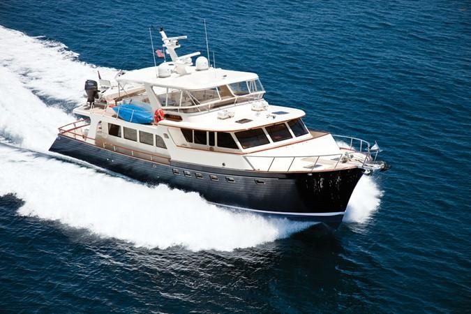 2004 MARLOW 78E Motor Yacht 2235756