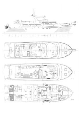 2004 MARLOW 78E Motor Yacht 2235769