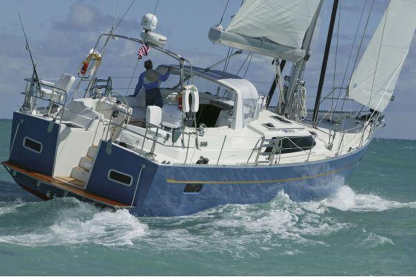 Manufacturer Provided Image 2007 STEVENS 53/56 Cruising Sailboat 2237566