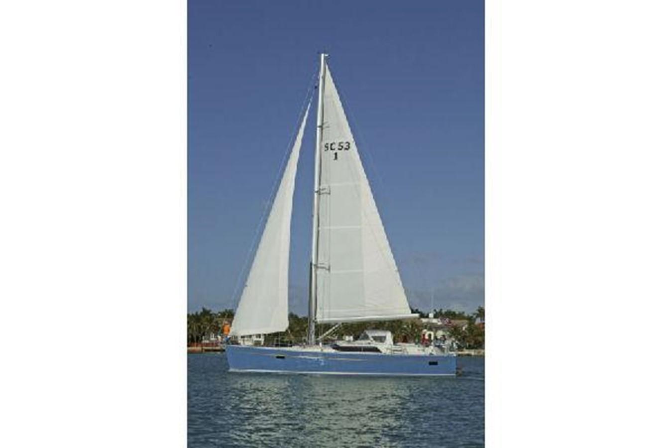2007 STEVENS 53/56 Cruising Sailboat 2237567