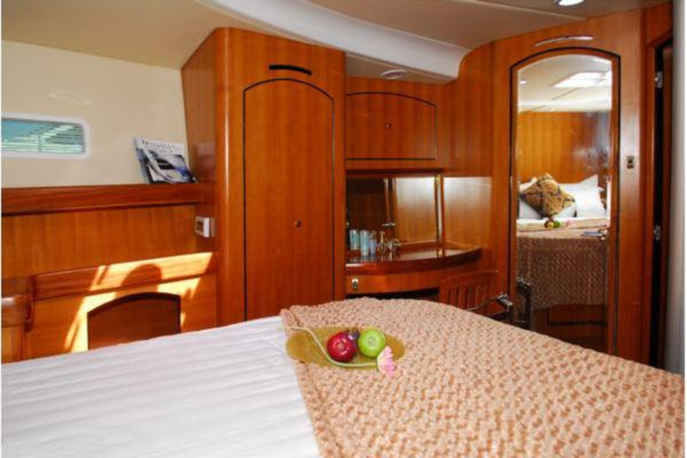 2007 STEVENS 53/56 Cruising Sailboat 2237570