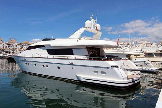 SANLORENZO JAD Yacht à Vendre