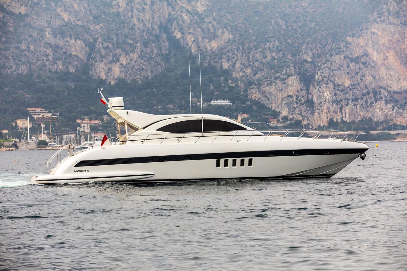 2002 OVERMARINE GROUP  Cruiser 2240922