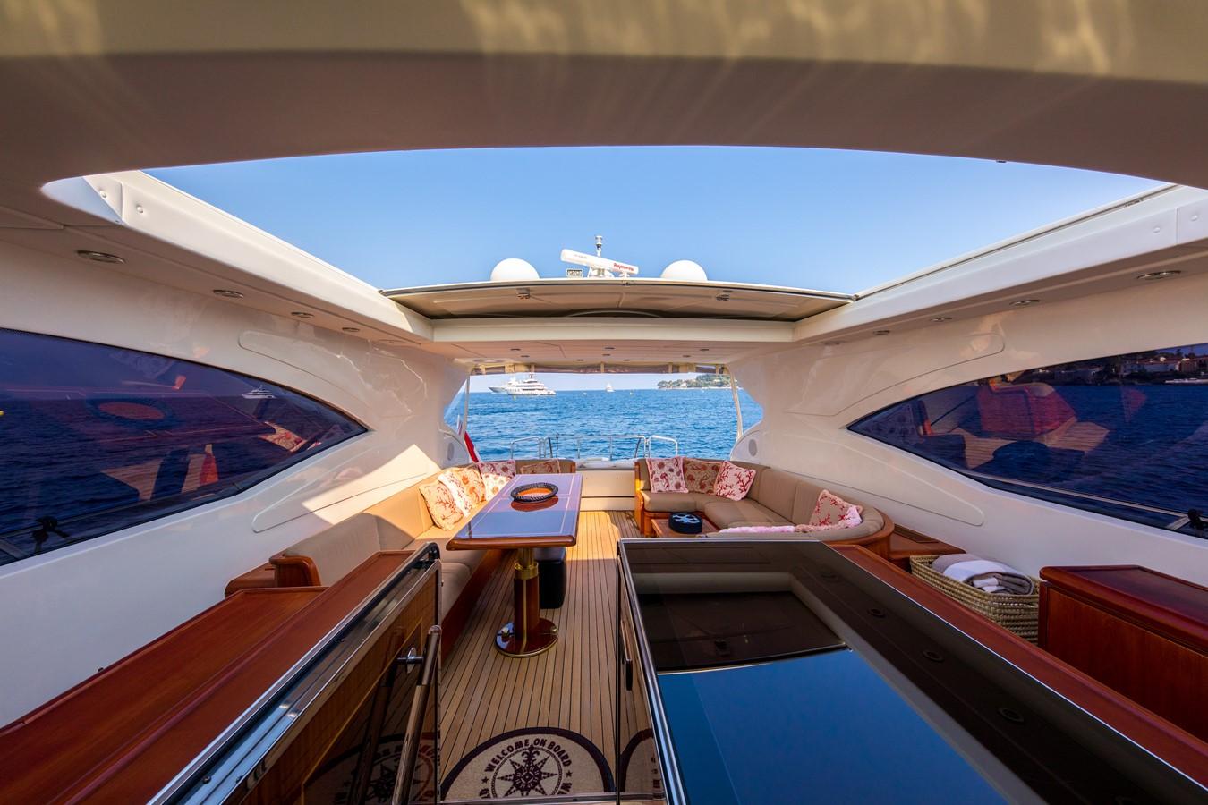 2002 OVERMARINE GROUP  Cruiser 2240927
