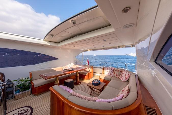 2002 OVERMARINE - MANGUSTA  Cruiser 2240925