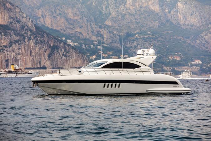 2002 OVERMARINE - MANGUSTA  Cruiser 2240942