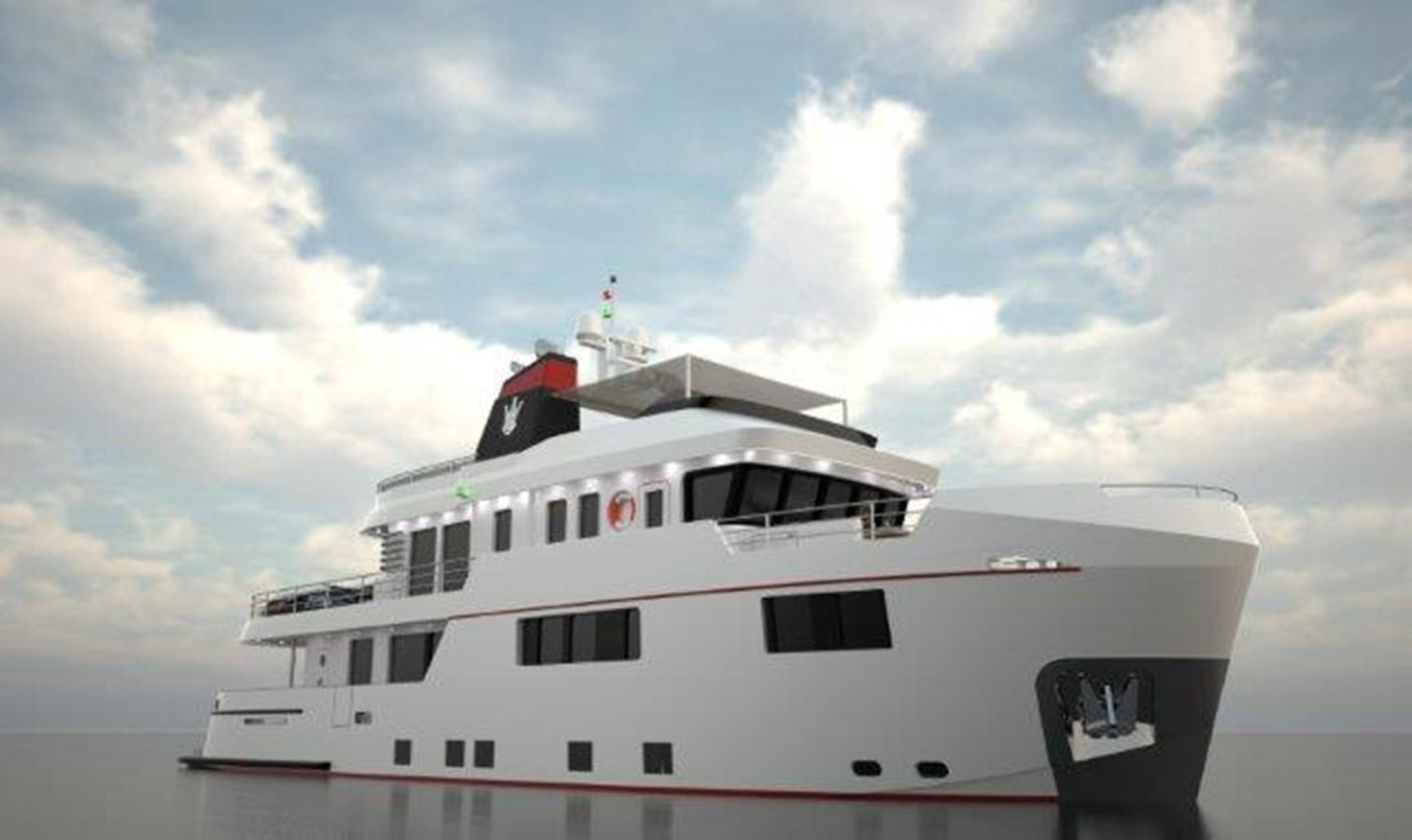 Ocean King Americana yacht for sale