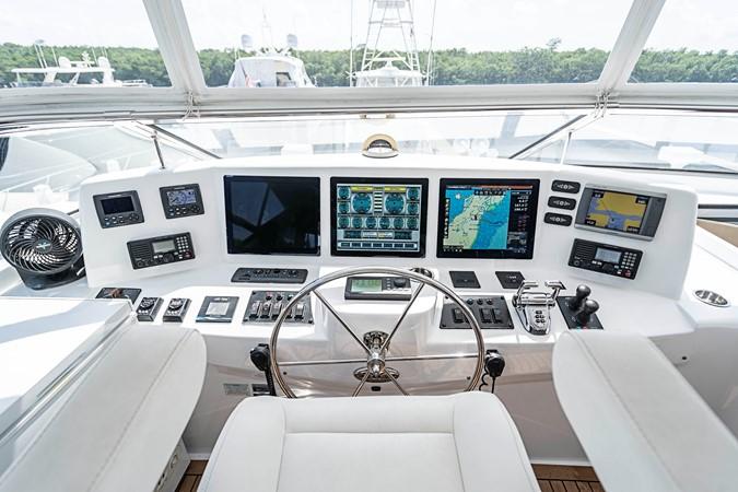 2008 HATTERAS Open Bridge MY Motor Yacht 2374419