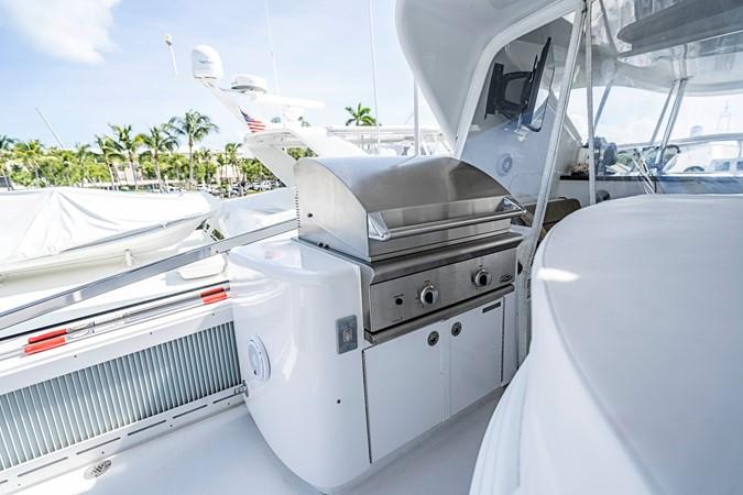 2008 HATTERAS Open Bridge MY Motor Yacht 2374430