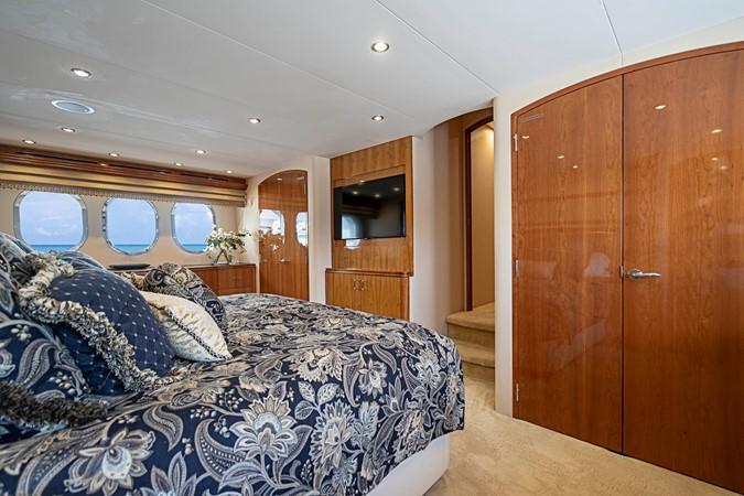 2008 HATTERAS Open Bridge MY Motor Yacht 2374434
