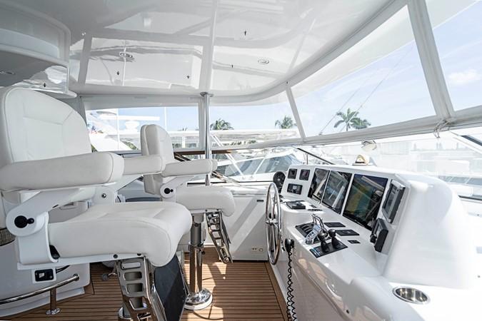 2008 HATTERAS Open Bridge MY Motor Yacht 2374438