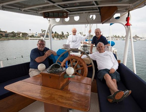 2015 ABEKING & RASMUSSEN Steel Cutter  Classic Yacht 2249169