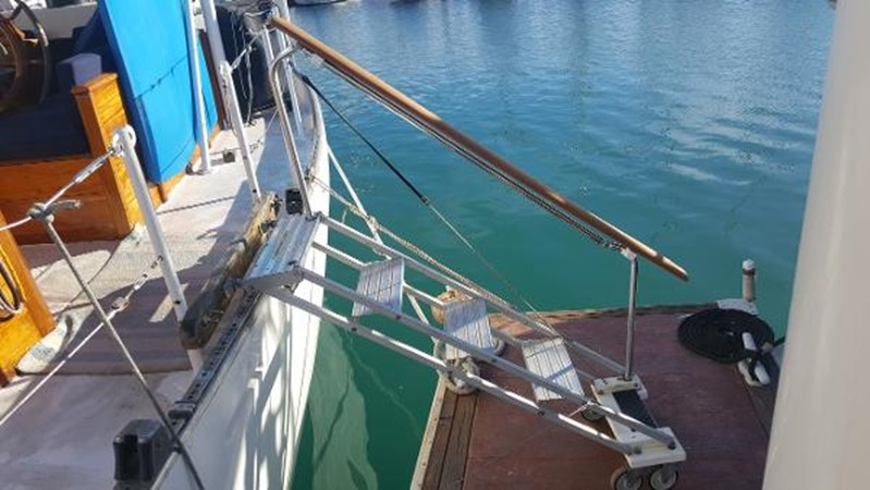 2015 ABEKING & RASMUSSEN Steel Cutter  Classic Yacht 2249185