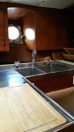 2015 ABEKING & RASMUSSEN Steel Cutter  Classic Yacht 2249187