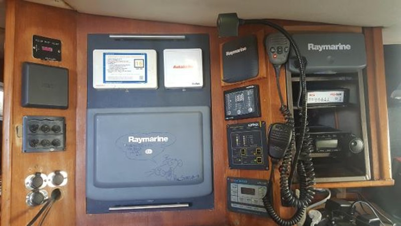 2015 ABEKING & RASMUSSEN Steel Cutter  Classic Yacht 2249192