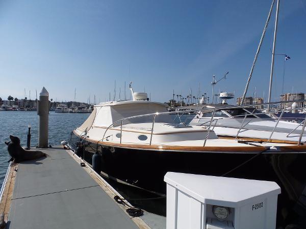 1995 HINCKLEY Picnic Boat Classic  2249359