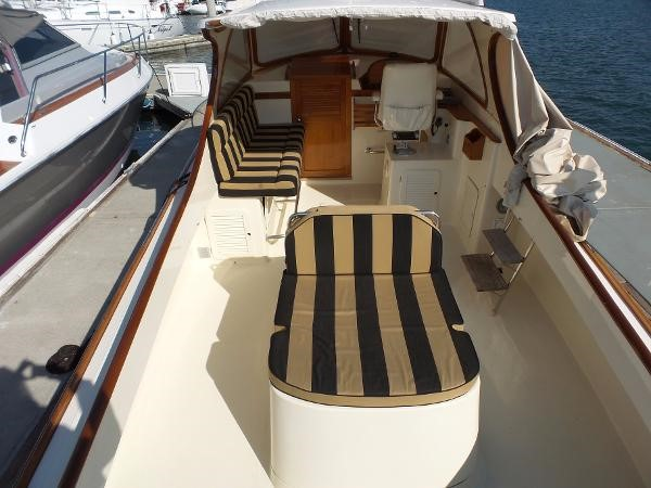 1995 HINCKLEY Picnic Boat Classic  2249360