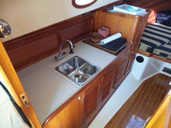 1995 HINCKLEY Picnic Boat Classic  2249364