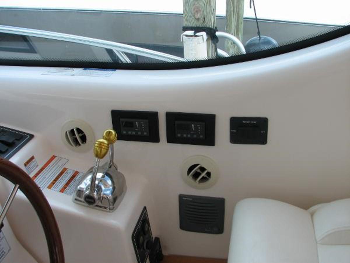 Helm Air Conditioning Controls 2008 TIARA 4300 Sovran Express 2249878