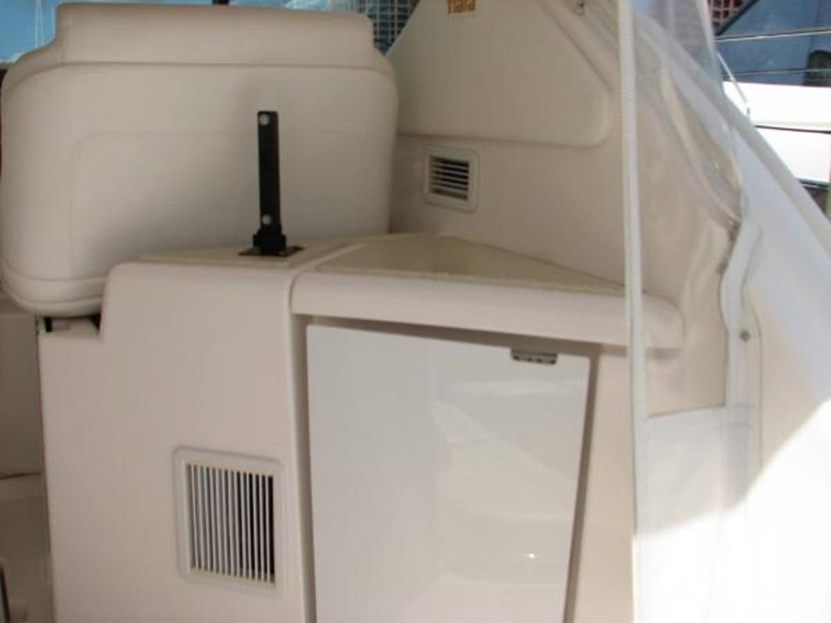 Helm Area Refrigerator and Sink 2008 TIARA 4300 Sovran Express 2249880