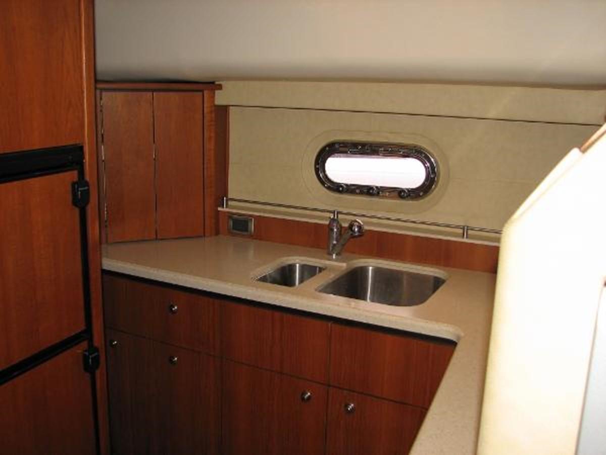 Galley 2008 TIARA 4300 Sovran Express 2249890