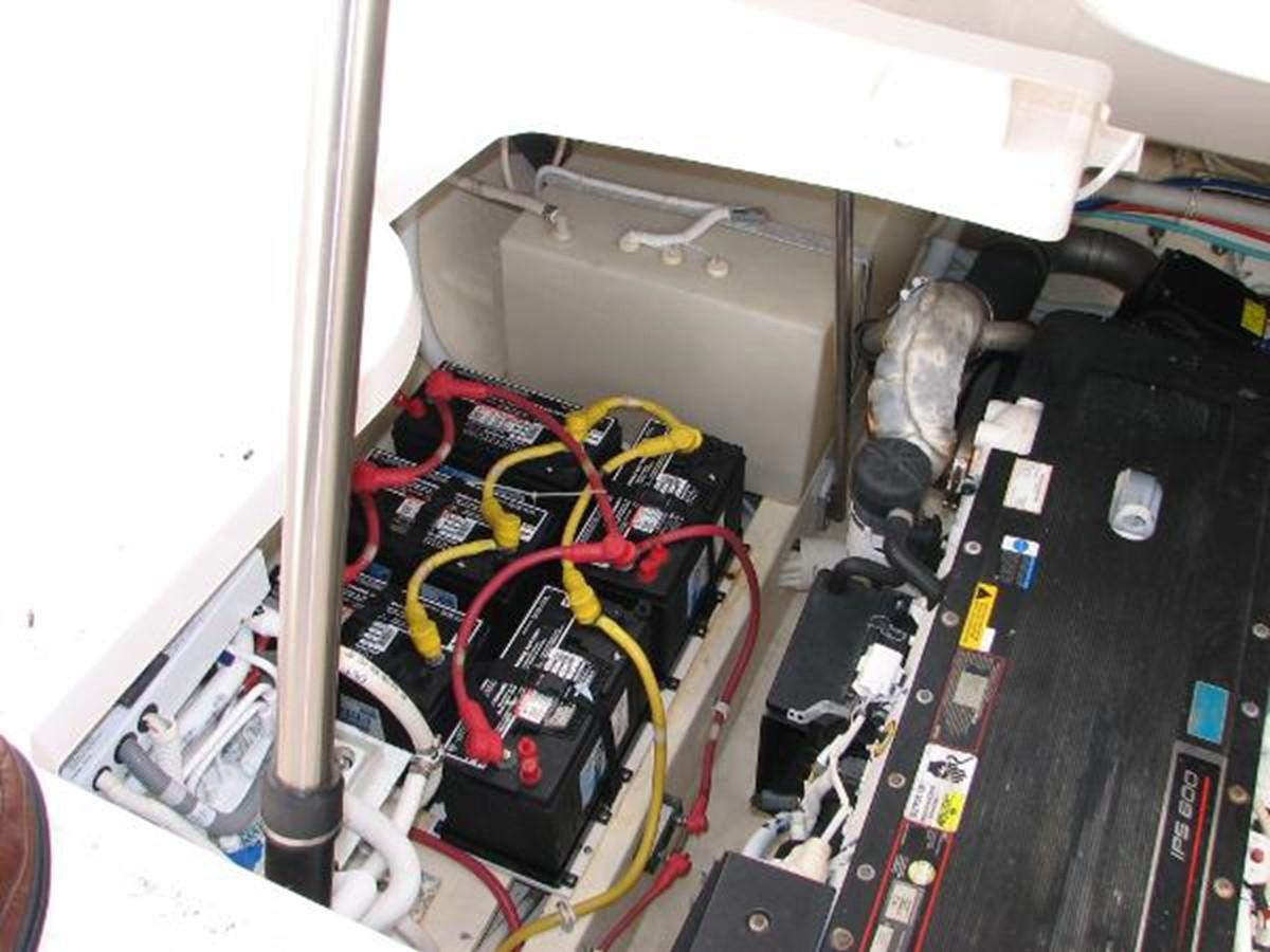 Batteries New in 2015 2008 TIARA 4300 Sovran Express 2249895
