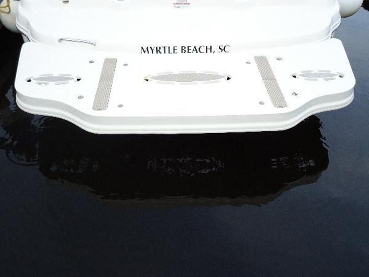 2006 SEA RAY Hydraulic Swim Platform & Bow Thruster  2253418
