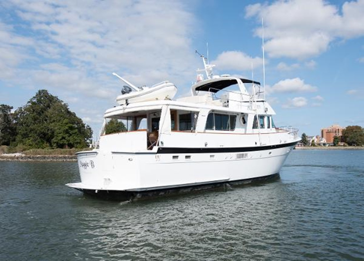 58 HATTERAS For Sale