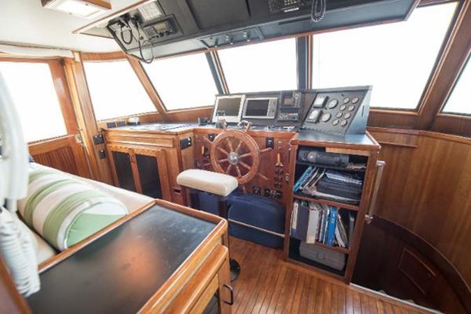 1977 HATTERAS Long Range Cruiser Cruiser 2657898
