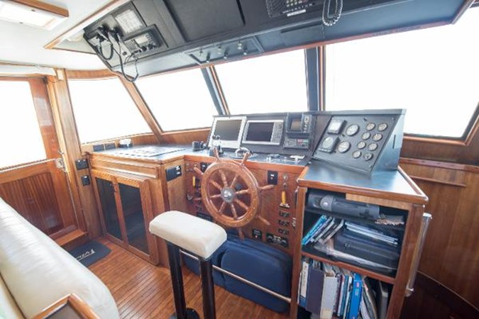 1977 HATTERAS Long Range Cruiser Cruiser 2657911