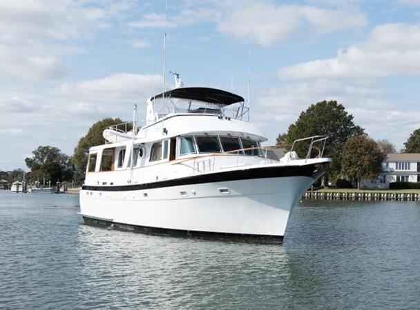 1977 HATTERAS Long Range Cruiser Cruiser 2657953