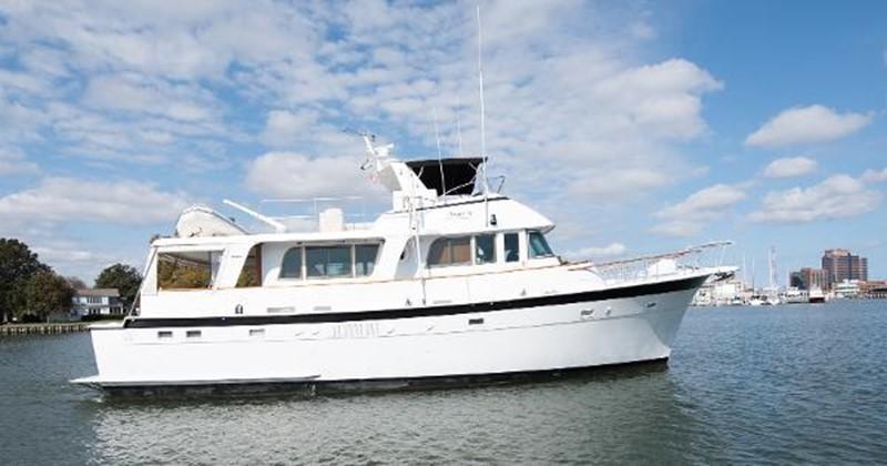 1977 HATTERAS Long Range Cruiser Cruiser 2657954
