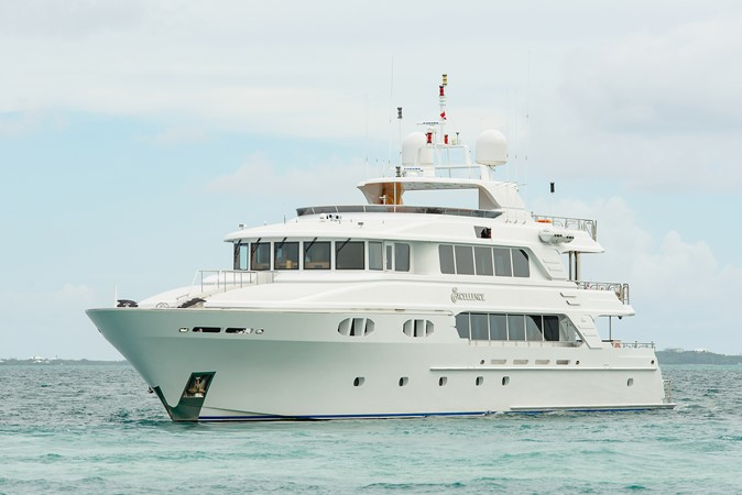 2010 RICHMOND YACHTS 150 Tri-Deck  Motor Yacht 2256285