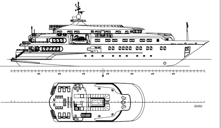 2003 AUSTAL  Mega Yacht 2261189