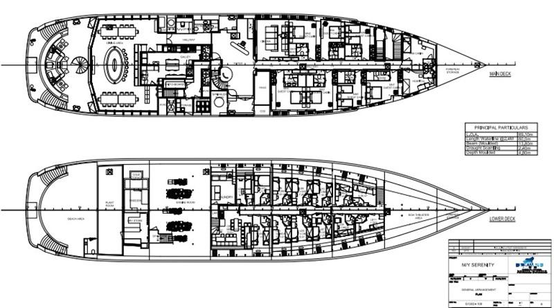 2003 AUSTAL  Mega Yacht 2261221