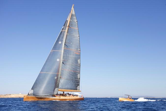 2001 WALLY Wally 88.2 Performance Sailboat 2261434