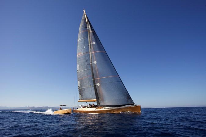 2001 WALLY Wally 88.2 Performance Sailboat 2261435