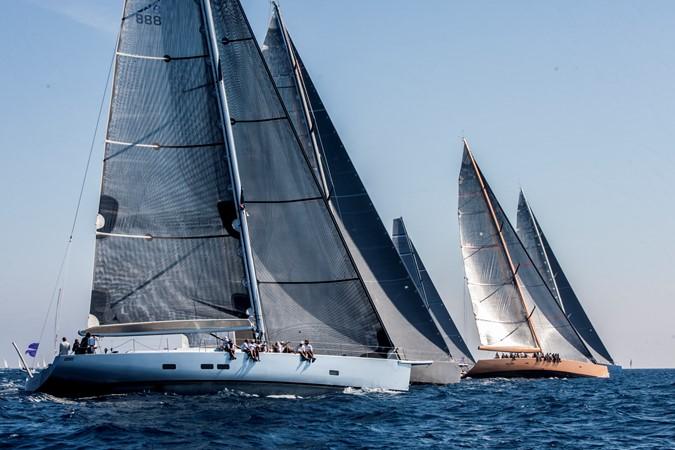 2001 WALLY Wally 88.2 Performance Sailboat 2261438