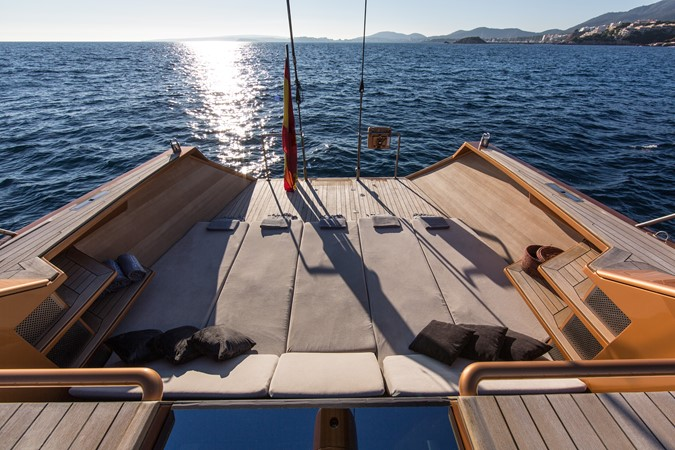 2001 WALLY Wally 88.2 Performance Sailboat 2261439