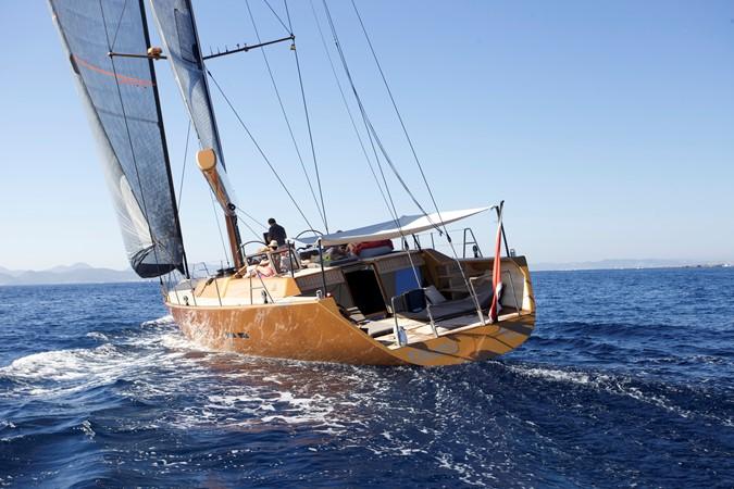 2001 WALLY Wally 88.2 Performance Sailboat 2261457