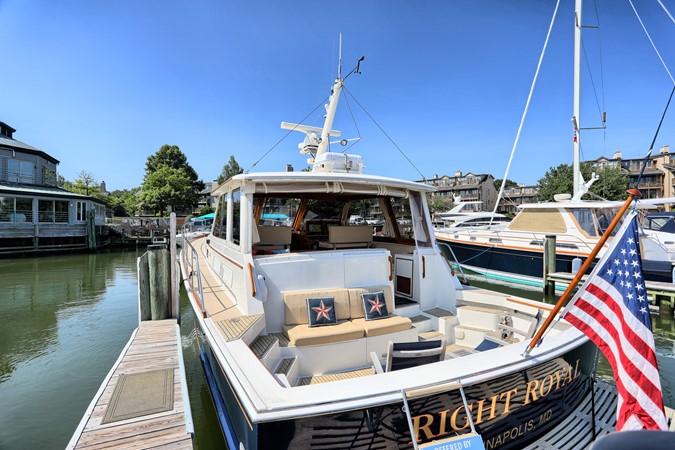 2 1999 GRAND BANKS 49 Eastbay Motor Yacht 2660675