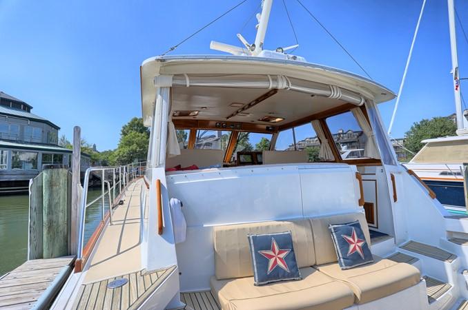 5 1999 GRAND BANKS 49 Eastbay Motor Yacht 2660680