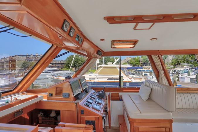14 1999 GRAND BANKS 49 Eastbay Motor Yacht 2660684