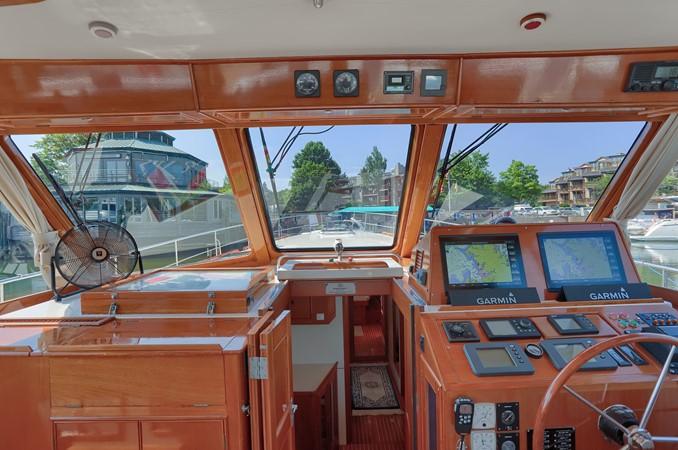 17 1999 GRAND BANKS 49 Eastbay Motor Yacht 2660692