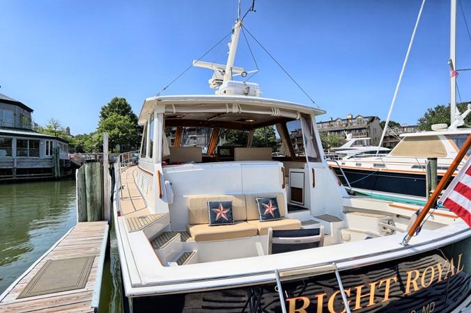 56 1999 GRAND BANKS 49 Eastbay Motor Yacht 2660731