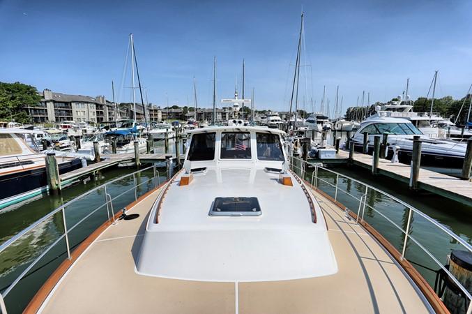 58 1999 GRAND BANKS 49 Eastbay Motor Yacht 2660732