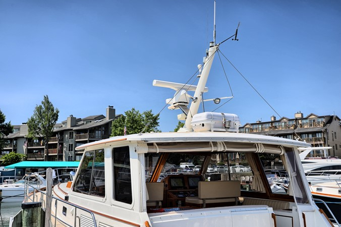 72 1999 GRAND BANKS 49 Eastbay Motor Yacht 2660746