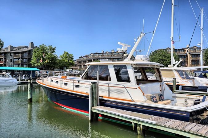 71 1999 GRAND BANKS 49 Eastbay Motor Yacht 2660747