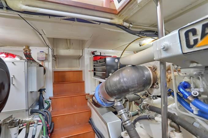 77 1999 GRAND BANKS 49 Eastbay Motor Yacht 2660749